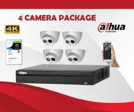 4-Dahua-Camera-Package