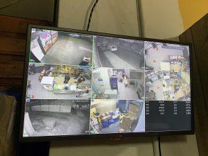 CCTV-Instillation